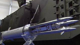 Starstreak missile