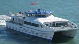 Wight Ryder II catamaran