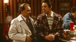 Roger Lloyd-Pack as Trigger in a 1990 episode of Only Fools and Horses