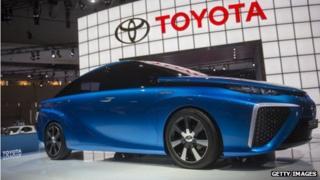 A Toyota