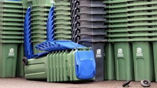 Orkney bins