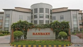 Ranbaxy office