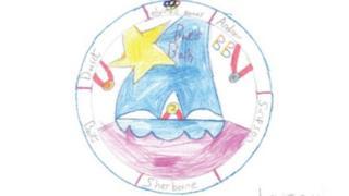 Bart's Bash logo design
