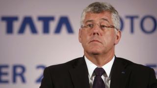 Karl Slym, Tata Motors