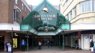 Grosvenor Centre, Northampton