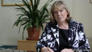 Jane Scott - image courtesy Wiltshire Council