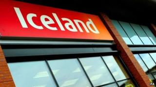 Iceland store