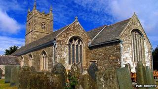 St Endellion Church