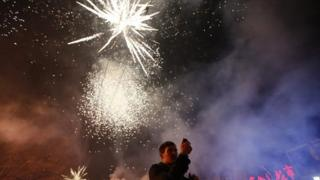 Millions of people in China and around the world are celebrating the Lunar New Year