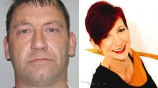 Phillip Brown and Deborah Levey