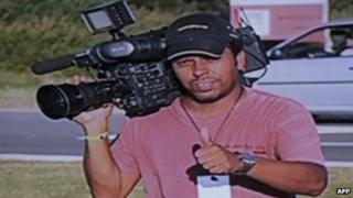 Santiago Andrade, Feb 14