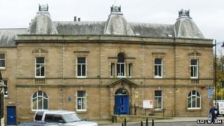 jedburgh town hall