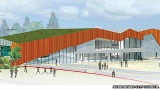 Proposed Washington Leisure Centre