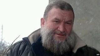 Abu Khaled al-Suri (undated file pic)