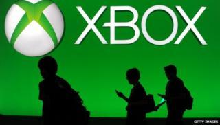 Xbox logo at E3
