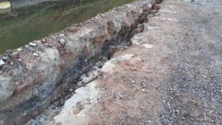 Damage to Monmouthshire and Brecon Canal