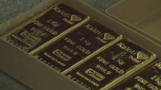 Kaloti gold bars