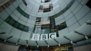 BBC Broadcasting House exterior