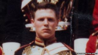 Lance Corporal Jeffrey Young
