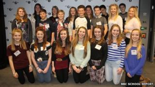 Corfe Hills School Reporters