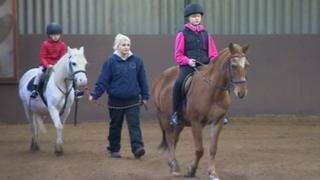 Nuneaton and North Warwickshire Equestrian Centre