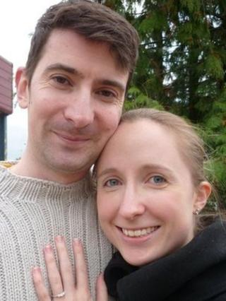 Beth and her husband Warren