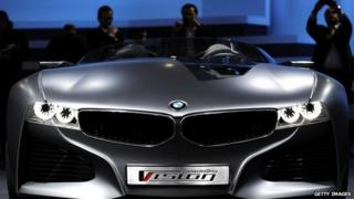 BMW's new Vision Connected Drive concept car