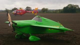 Light aircraft