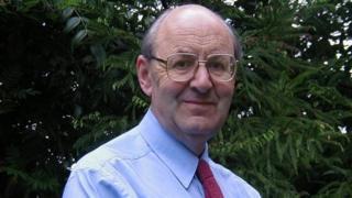 Richard Taylor in 2001