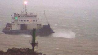 The Joline off Ramsgate
