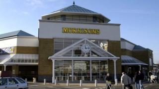 A Morrison's supermarket