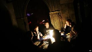 Playing Dungeons & Dragons in the London Dungeon