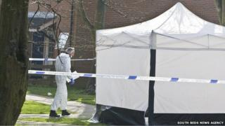 Body found in Welwyn Garden City