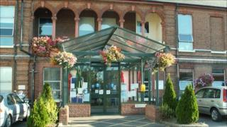 Lowestoft Hospital
