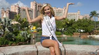 Cassidy Wolf - Miss Teen USA 2013