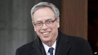 Joe Oliver appeared in Ottawa, Canada, on 19 March 2014