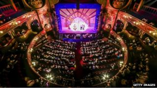 Puss In Boots at the Hackney Empire