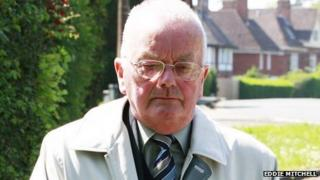 Father Keith Wilkie Denford