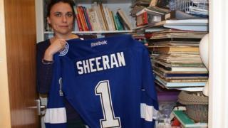 Ed Sheeran charity shirt