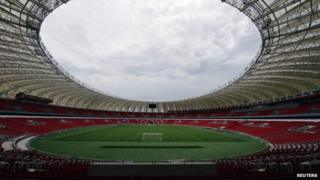 Beira-Rio stadium, Porto Alegre