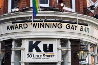 Ku gay bar