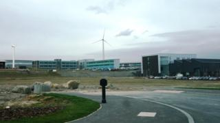 The AMRC site