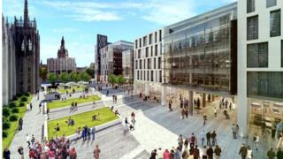 Marischal Square image