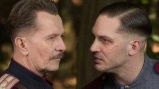 (l-r) Gary Oldman, Tom Hardy in Child 44
