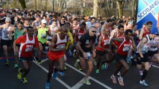 Scotland Run 2014