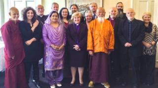 Leaders from Scotland's Churches and faith communities