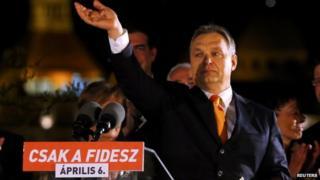 Viktor Orban (6 April 2014)