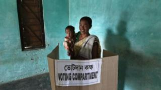 India has 100 million first-time voters