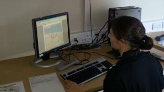 Kent police examining crime data