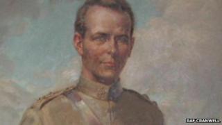 Maj Robert Smith-Barry